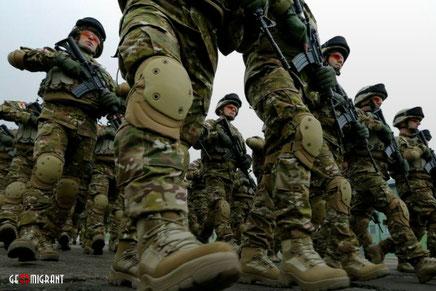 Грузия переводит военное образование на стандарты НАТО