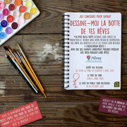 Jeu-concours Rouchette - en partenariat avec l'Association Rêves
