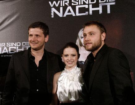 Dennis Gansel mit Jennifer Ulrich und Max Riemelt