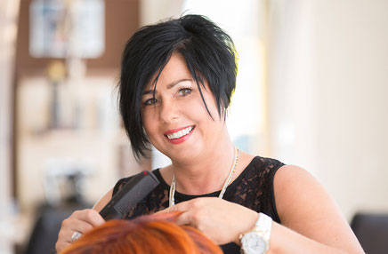 Gabi, Hairdesign Leitner in Krieglach
