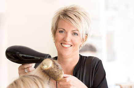 Sabine, Hairdesign Leitner in Krieglach