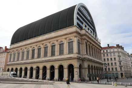 Opernhaus in Lyon