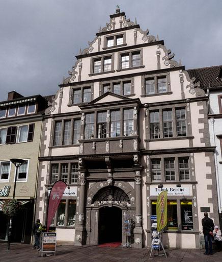 Rahthaus in Paderborn
