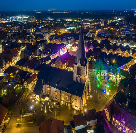 Sensationelle Sicht auf Werne – Foto: Andreas G.-Mantler