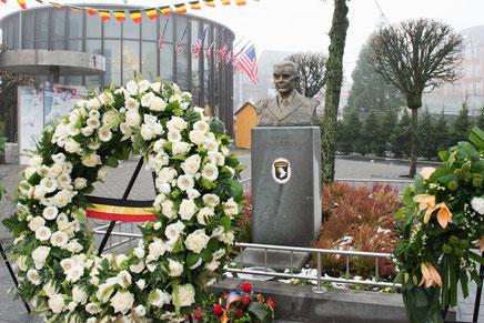 Denkmal für George S. Patton