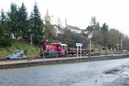 Freilicht-Eisenbahn-Museum