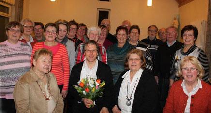 Jahreshauptversammlung 2015 - Foto: Frerick