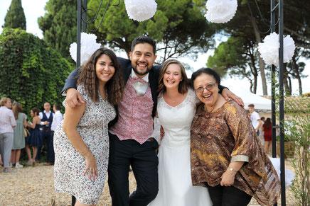Wedding Planner et décoratrice de mariage haut de gamme dans le sud de la France