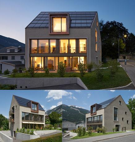 instalaci fotovoltaických systémů, akumulátorů a solárních systémů