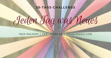 Bild zur 30-Tage-Challenge