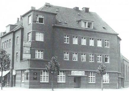 St. Barbara Duisburg Röttgersbach Fahrner-Hof