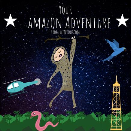 Amazon Adventure Part 1