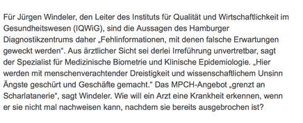 Cornelia Stolze (Medizinjournalistin) in 'REPORT MAINZ fragt Cornelia Stolze' der ARD am 04.10.2016