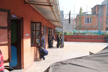 SEB School Kathmandu, Nepal