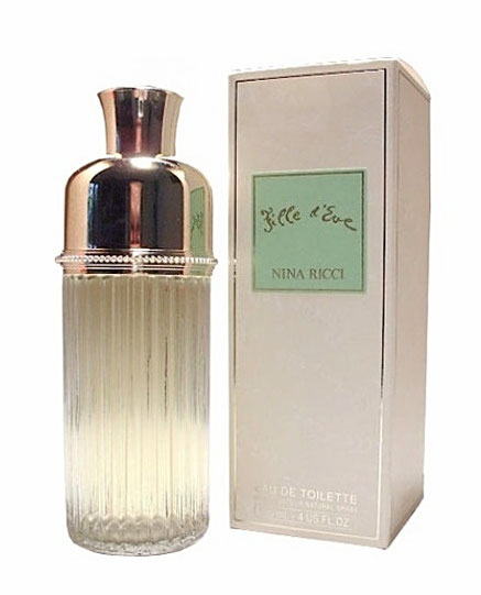 FILLE D'EVE - VAPORISATEUR EAU DE TOILETTE 100 ML - FLACON CONTEMPORAIN