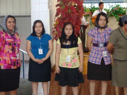Maestras de Escuela Biblica