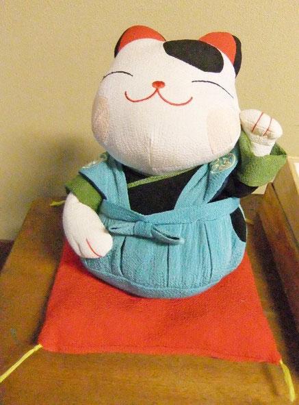 """""""Maneki Neko"""" artisanal"""