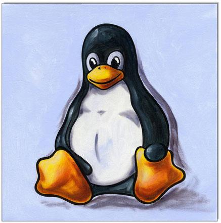 TUX Penguin