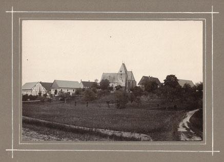 Oberfrankenhain altes Foto