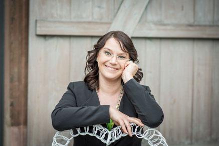 Alexandra Klamand, Weddingplanerin – Anvertraut Hochzeitsplanung