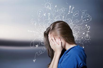 Psychologische Beratung; Psychosoziale Beratung, Angst, Unsicherheit, ich bin alleine