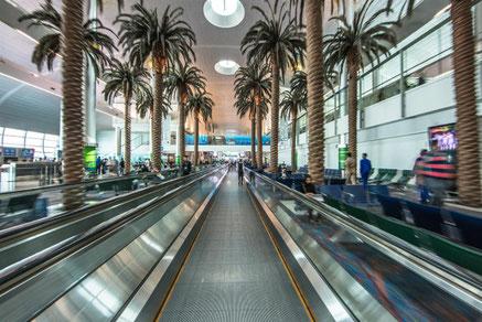 Sogar der Dubai Al Maktoum International Airport soll der grösste der Welt werden