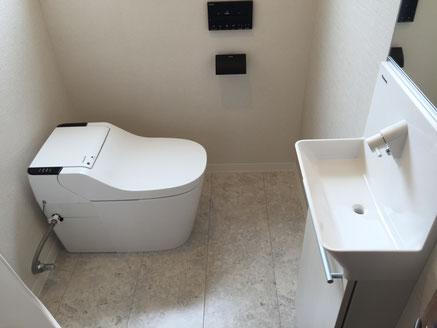 アラウ―ノリフォームトイレ