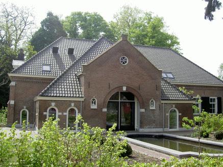 Koetshuis De Wientjesvoort Ruurloseweg 81 Vorden gemeentelijk monument