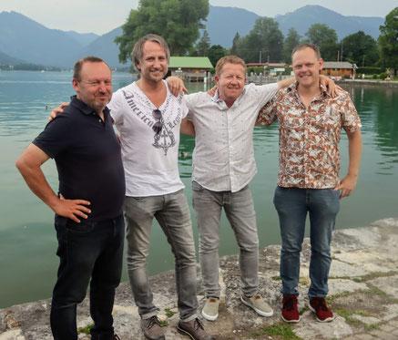 Kontakt zu Olles Leiwand, die Austropop Cover Band aus Bayern