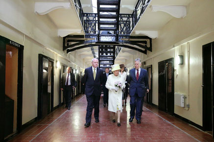 Belfast top things to do - Crumlin Road Gaol - Copyright Northern Ireland Executive