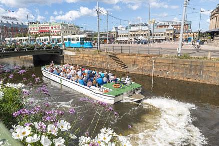 Paddan-boats-Gothenburg- things-to-do