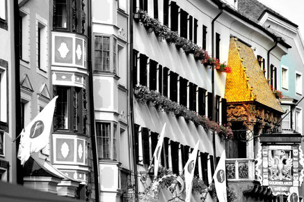 Top things to do in Innsbruck - The golden roof - Copyright Michela Simoncini