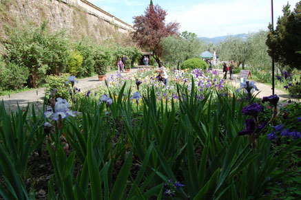 Florence top things to do -  Gardens