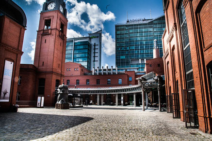 Poznan top things to do - visit the old brewery - copyright  jakub pindych