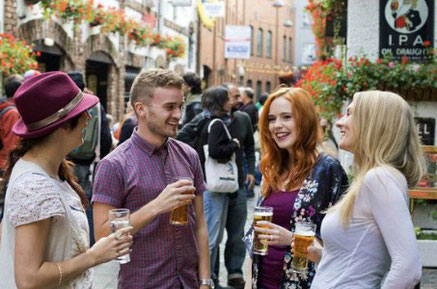 Best things to do in Belfast - Pub - copyright Visitbelfast