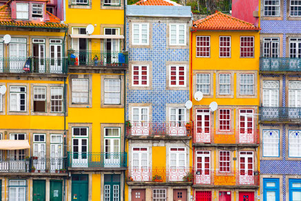 Best things to do in Porto - Ribeira, the old town of Porto, Portugal Copyright Zhukova Valentyna
