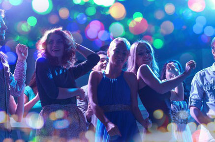 Athens best things to do - Party at night - Copyright Syda Productions