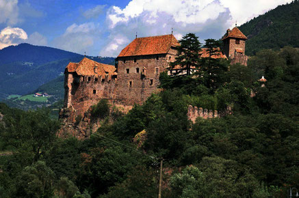 Bolzano top things to do - Roncolo Castle Copyright Luca Volpi