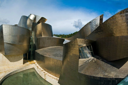 Bilbao top things to do - Guggenheim - Copyright [bastian.]
