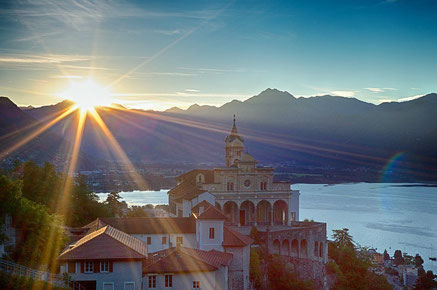 Locarno top things to do - Madonna del Sasso - Copyright   mbeo