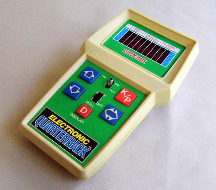 Coleco Electronic Quarterback, 1978