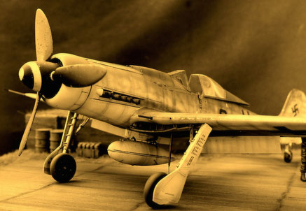 FW 190 D9 Revell 1/32