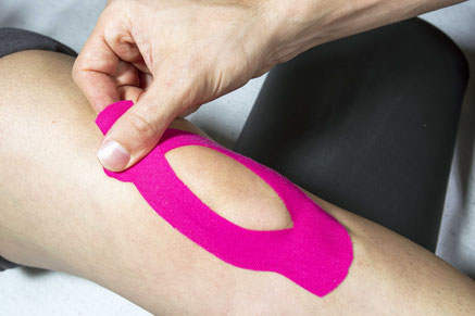 Tape Physiotherapie Schaffhausen