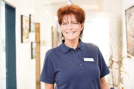 Sandra Gunkel, Zahnmedizinische Fachassistentin in der Zahnarztpraxis Dr. Dirk Mangel in Vellmar