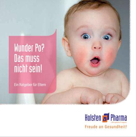 Patientenbroschüre Windeldermatitis für Holsten GmbH