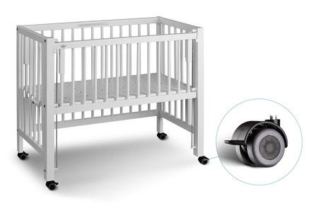 Lettino da affiancare al letto lettino da attaccare al - Culla neonato da attaccare al letto ...