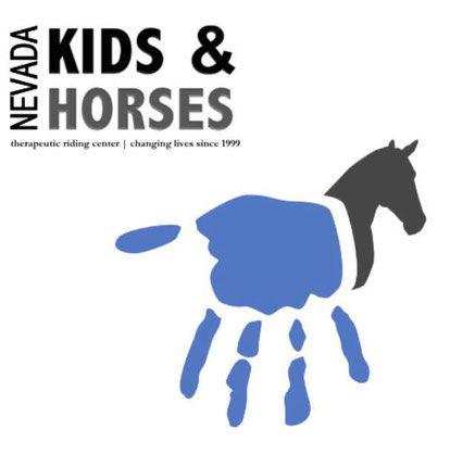 Kids & Horses Inc Logo