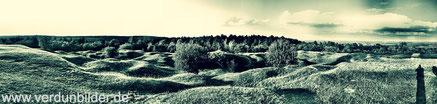 Schlachtfeld-Panorama