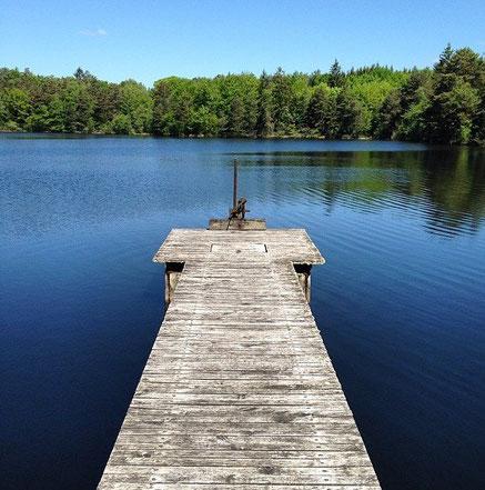 l'étang de Ruffaud