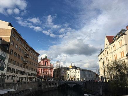 リュブリャナ スロベニア Ljubljana Slovenia